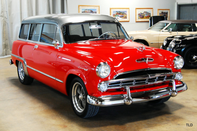 1953 Dodge Coronet Sierra 2 Door Wagon