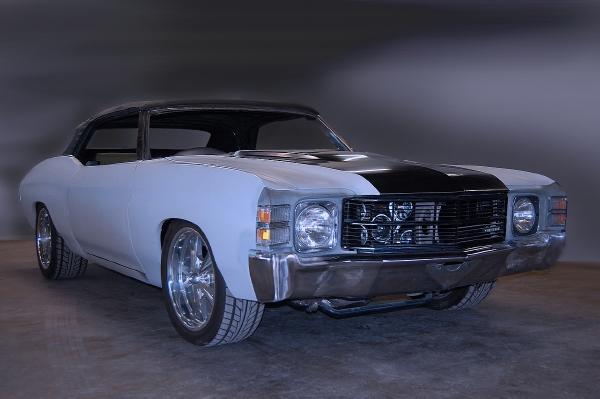 1971 Chevrolet Chevelle Convertible Resto Mod