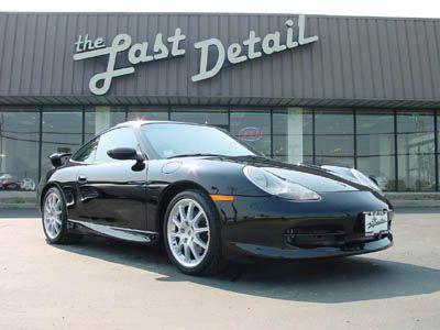 1999 Porsche 911 Aero Coupe