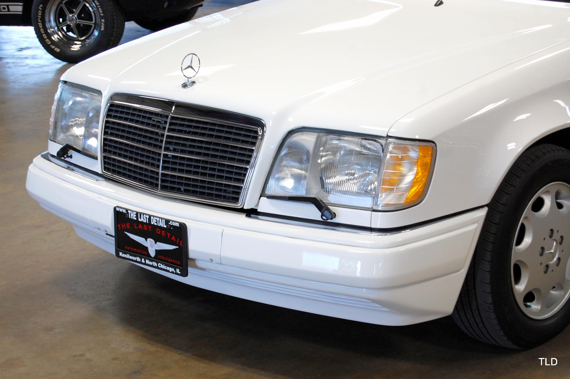 1994 mercedes benz e class e320 ebay for Mercedes benz e320 1994