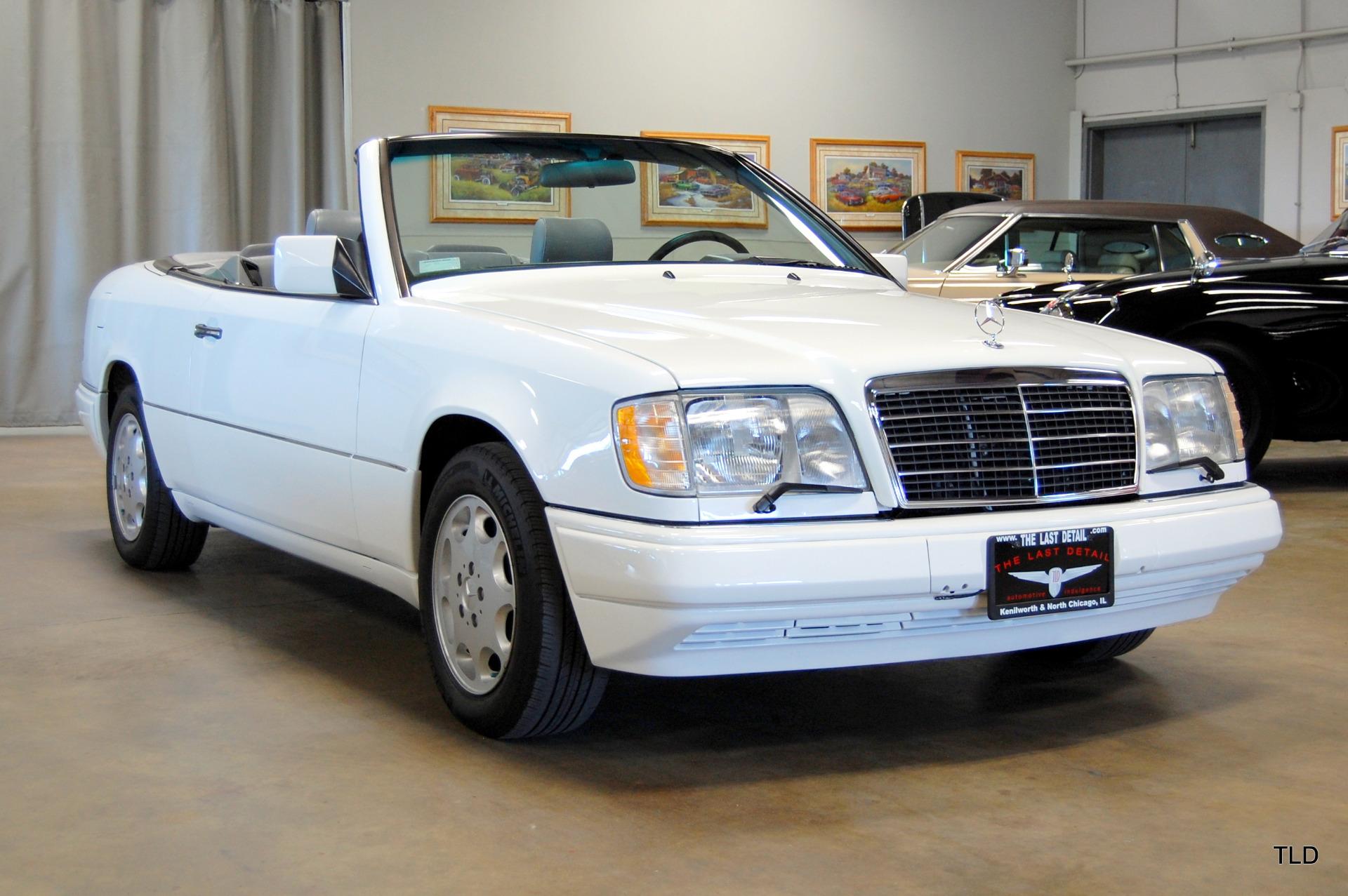 1994 mercedes benz e class e320 ebay for Mercedes benz e320