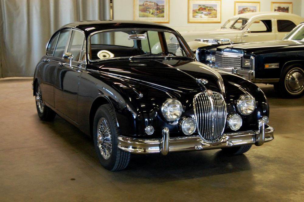 1961 Jaguar MK II Saloon