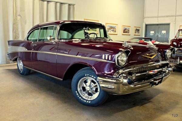 1957 Chevrolet Bel Air Resto