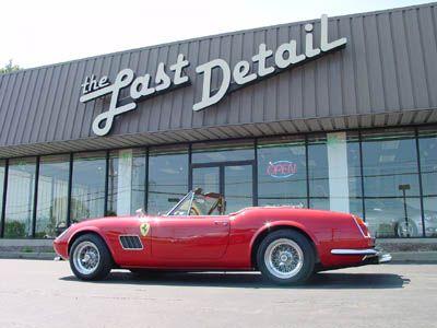 1966 Ferrari 330 250 GT California Spyder