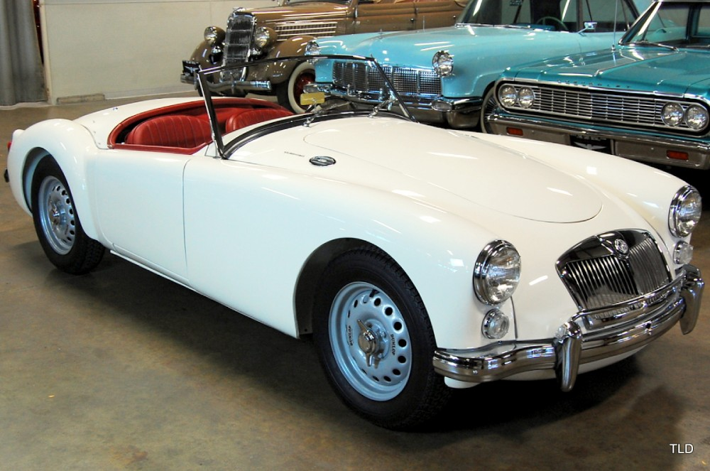 Used Cars For Sale In Chicago >> 1959 MG MGA Twin Cam Roadster