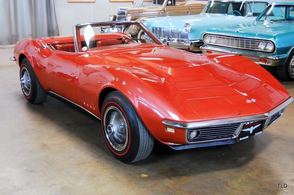 1968 Chevrolet Corvette L68 Roadster