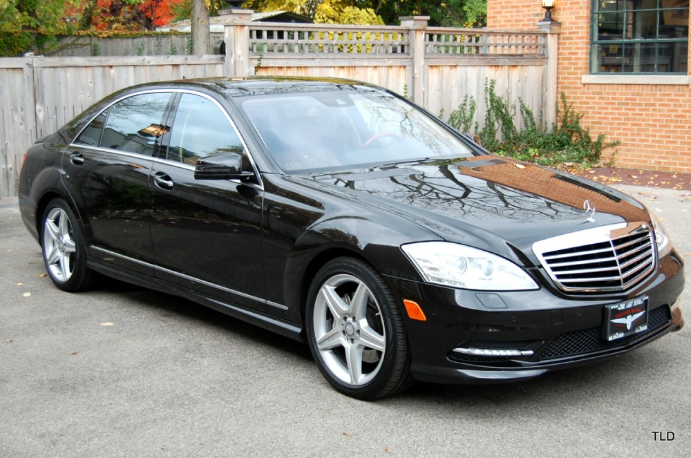 2010 mercedes benz s class s550 4matic designo for Mercedes benz s550 4matic 2010
