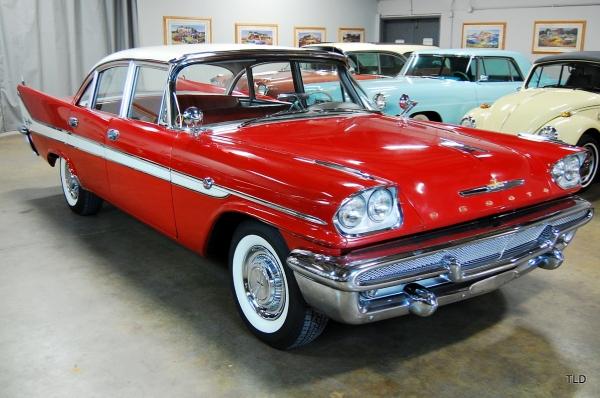 1958 DeSoto Fireflite