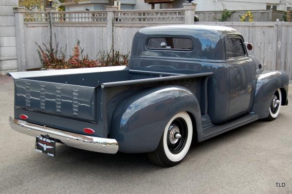 1953 chevy custom 3100 - photo #48