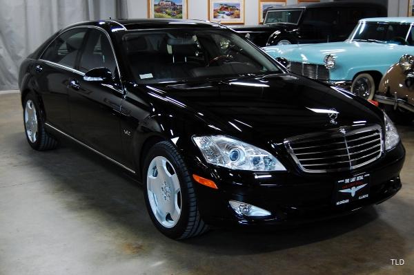 2007 Mercedes-Benz S-Class S600
