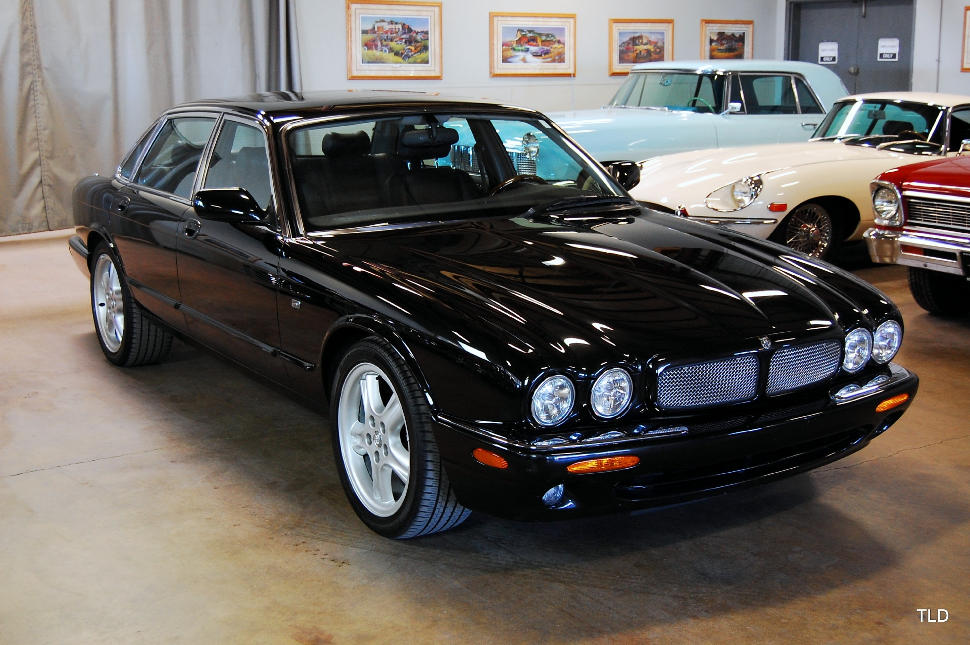 1998 Jaguar Xj Series Xjr