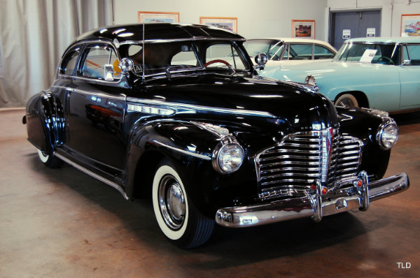 1941 Buick Special Sedanette 46S