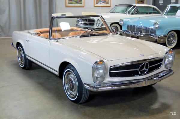 1965 Mercedes Benz 230 SL Euro Spec