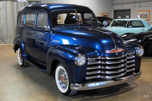 1949 Chevrolet 3100 Suburban