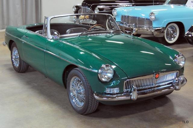 1965 MG B Roadster