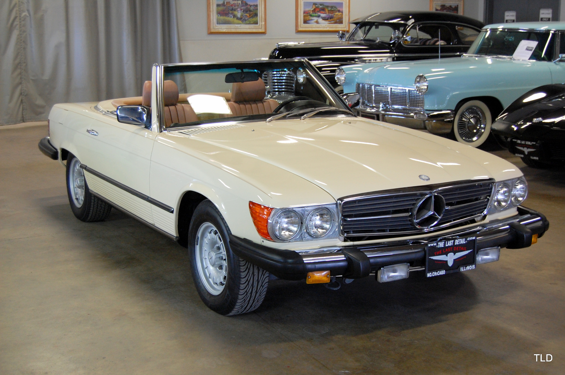 1983 mercedes benz 380 class 380sl. Black Bedroom Furniture Sets. Home Design Ideas