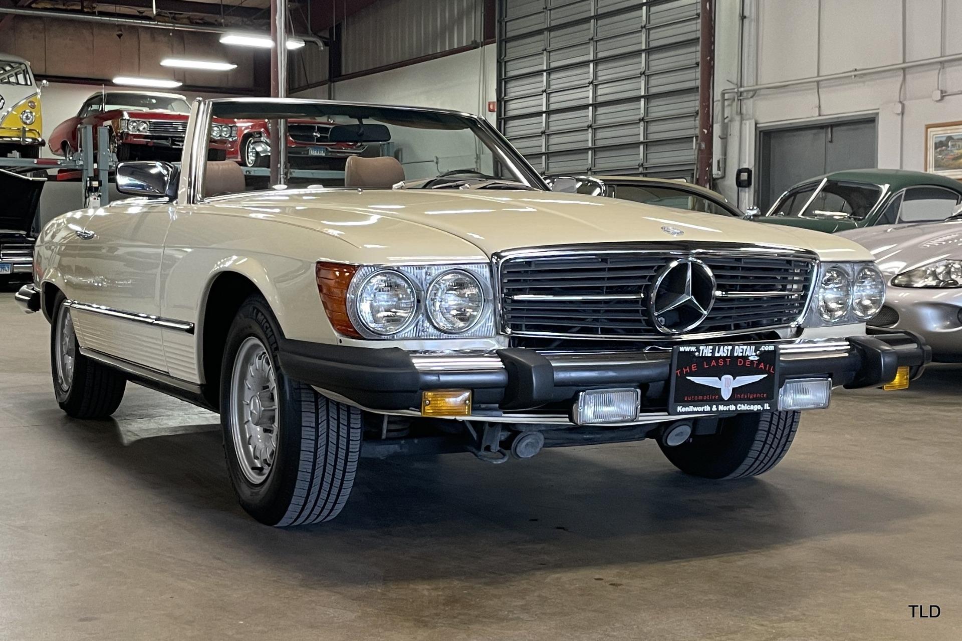 1983 mercedes benz 380 class 380sl for Mercedes benz 380sl