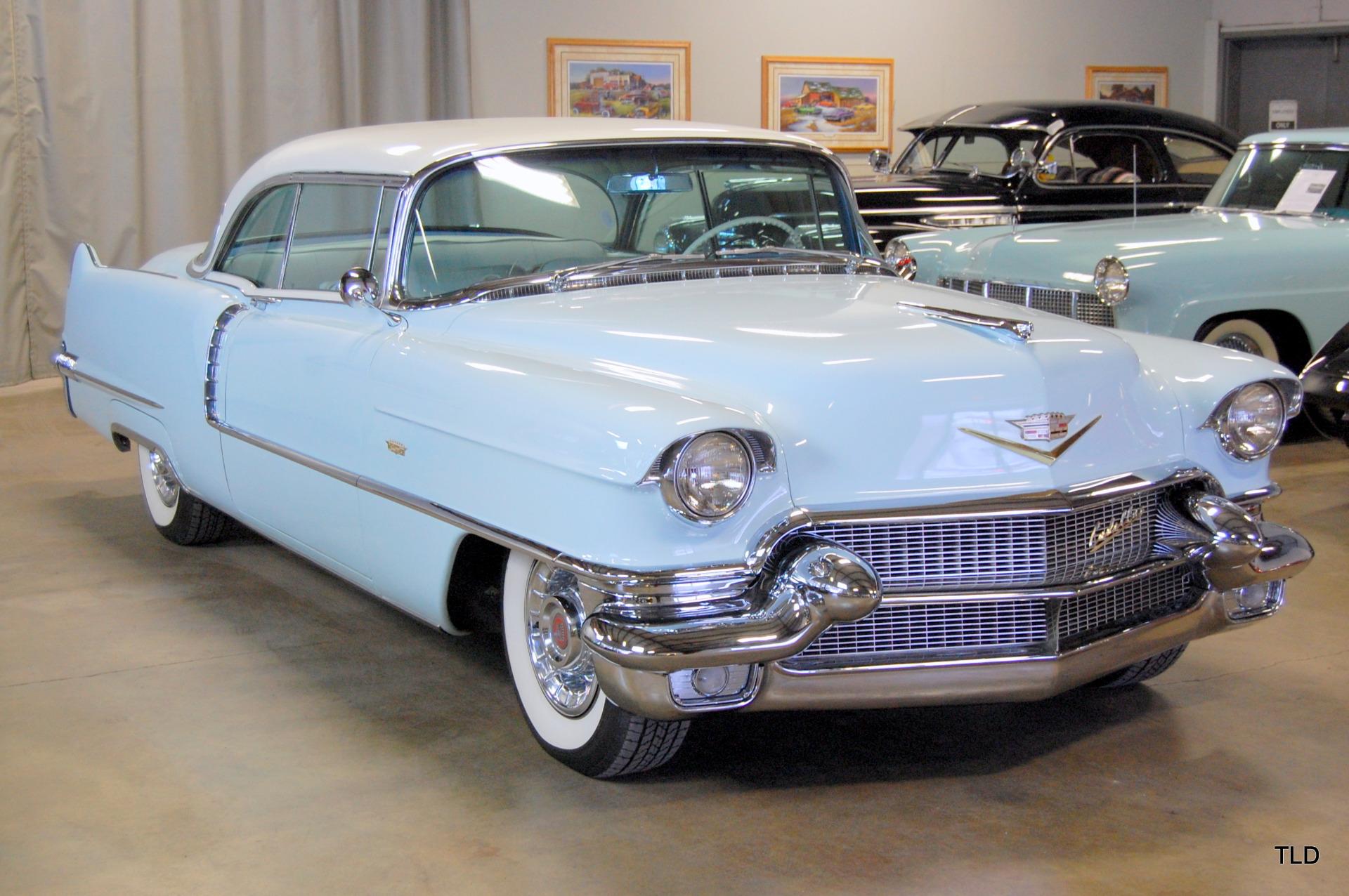 Listing All Cars >> 1956 Cadillac Series 62