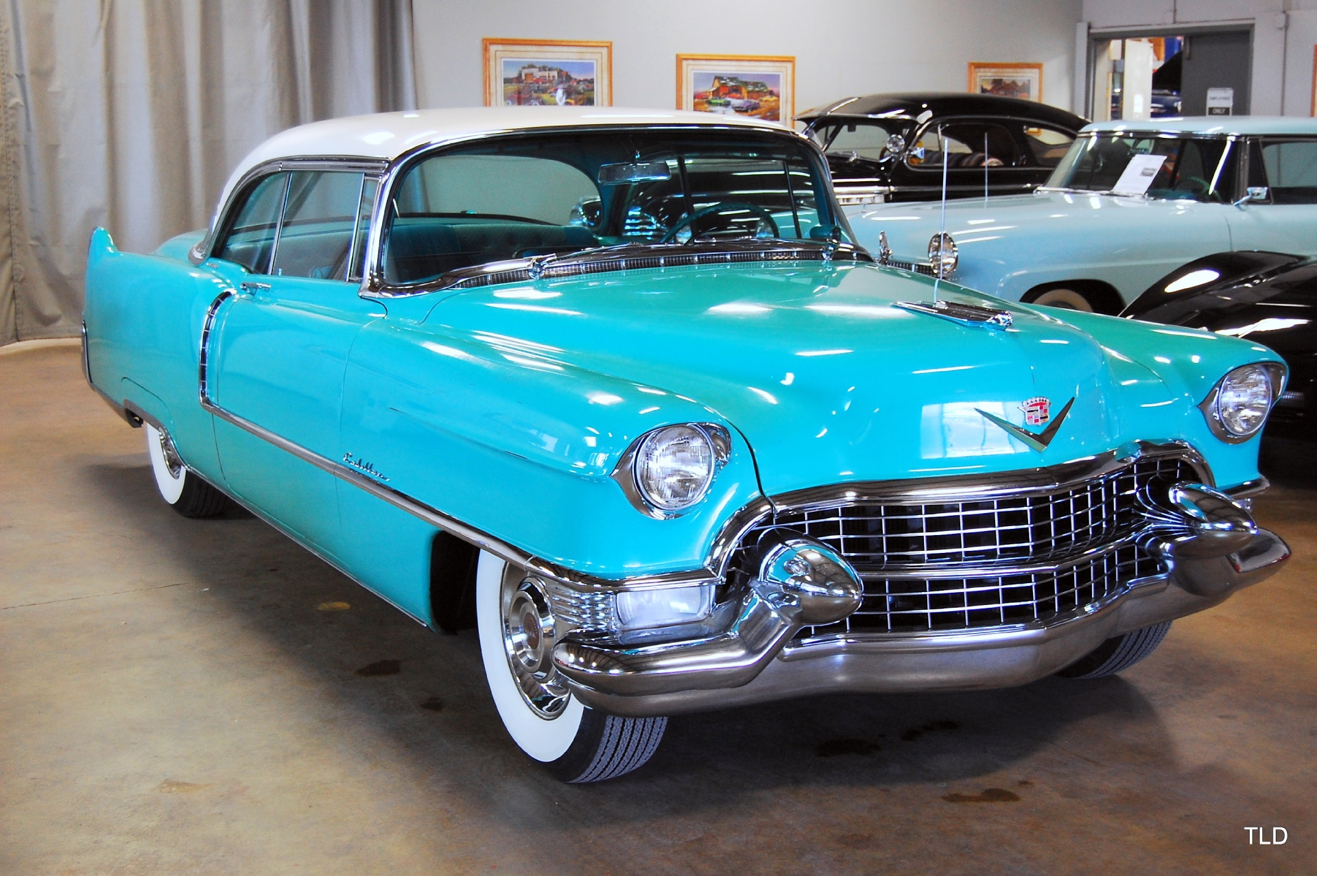1955 Cadillac Coupe DeVille Power Pack