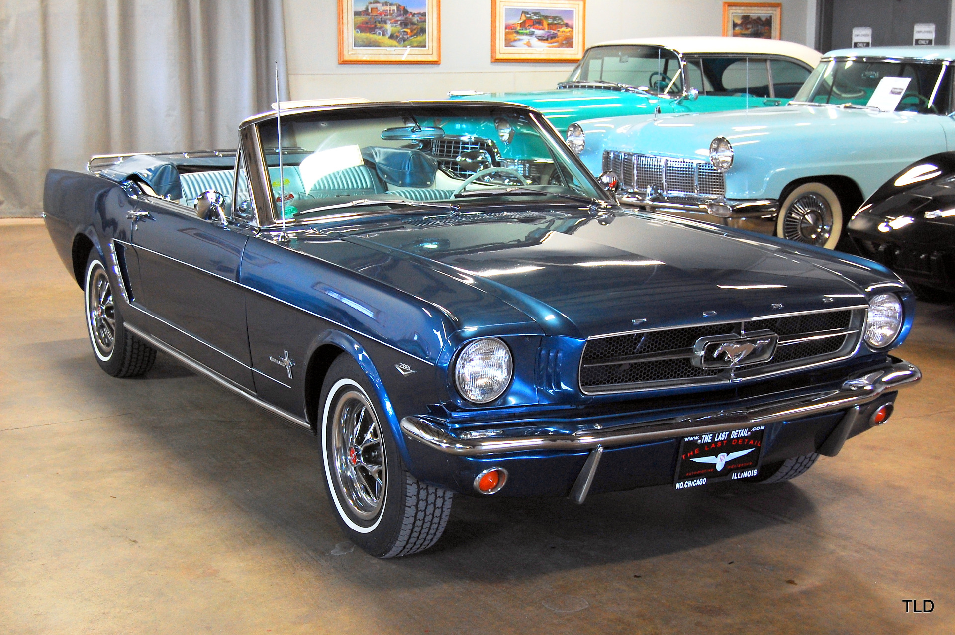 1965 ford mustang convertible. Black Bedroom Furniture Sets. Home Design Ideas