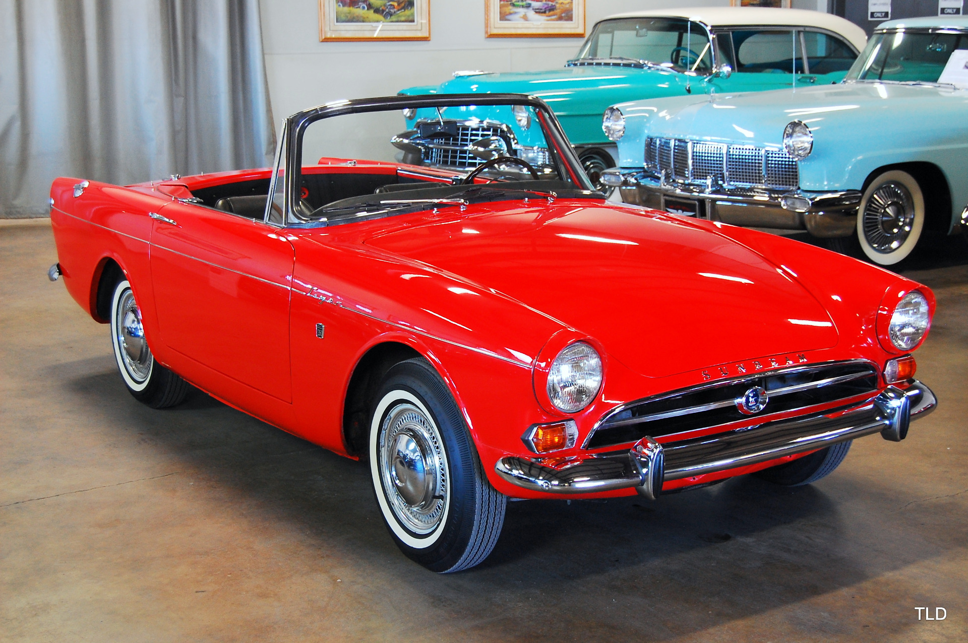 1965 Sunbeam Tiger Used Sunbeam For Sale In North