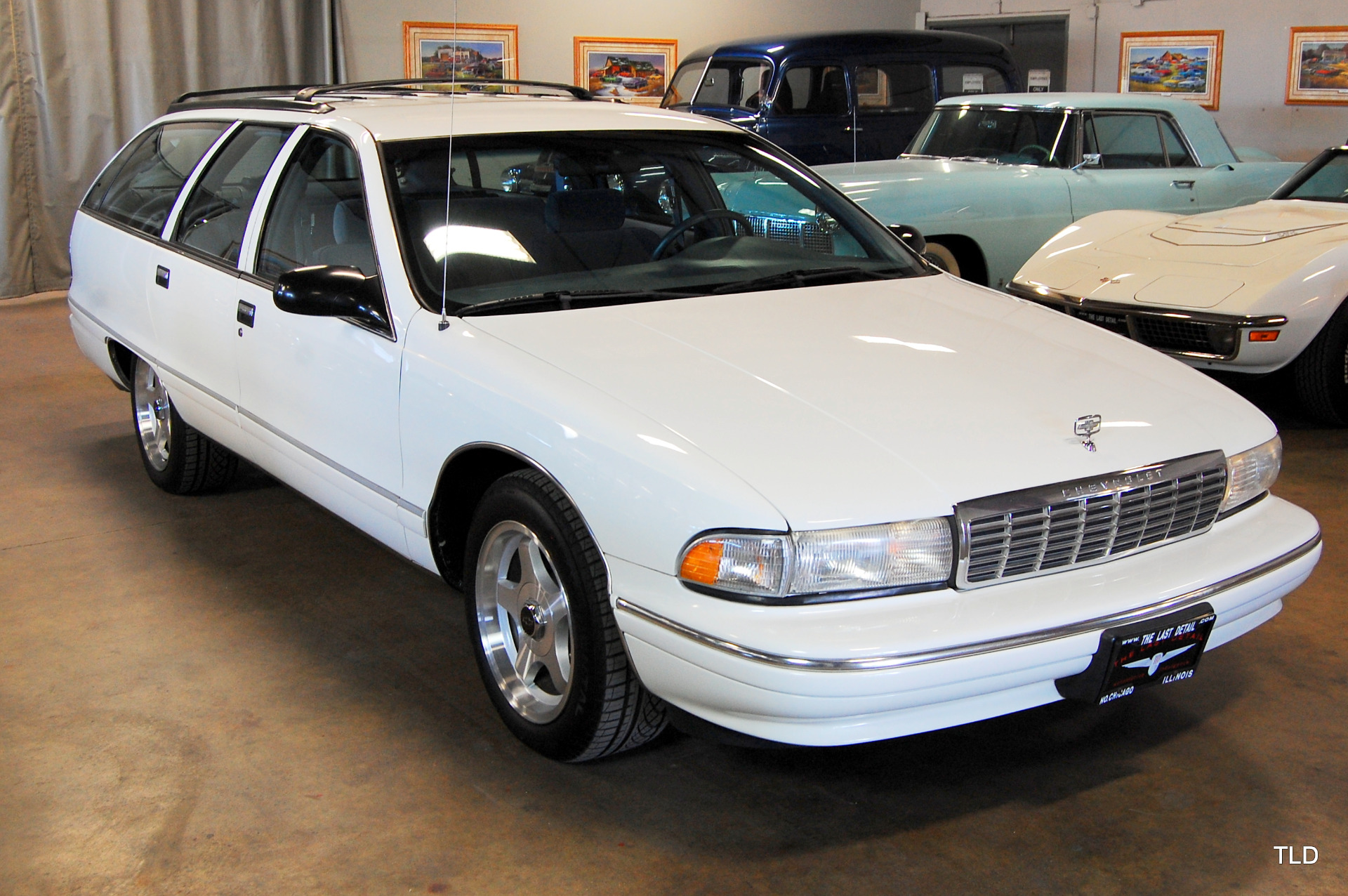 1995 Chevrolet Caprice Wagon Used Chevrolet Other