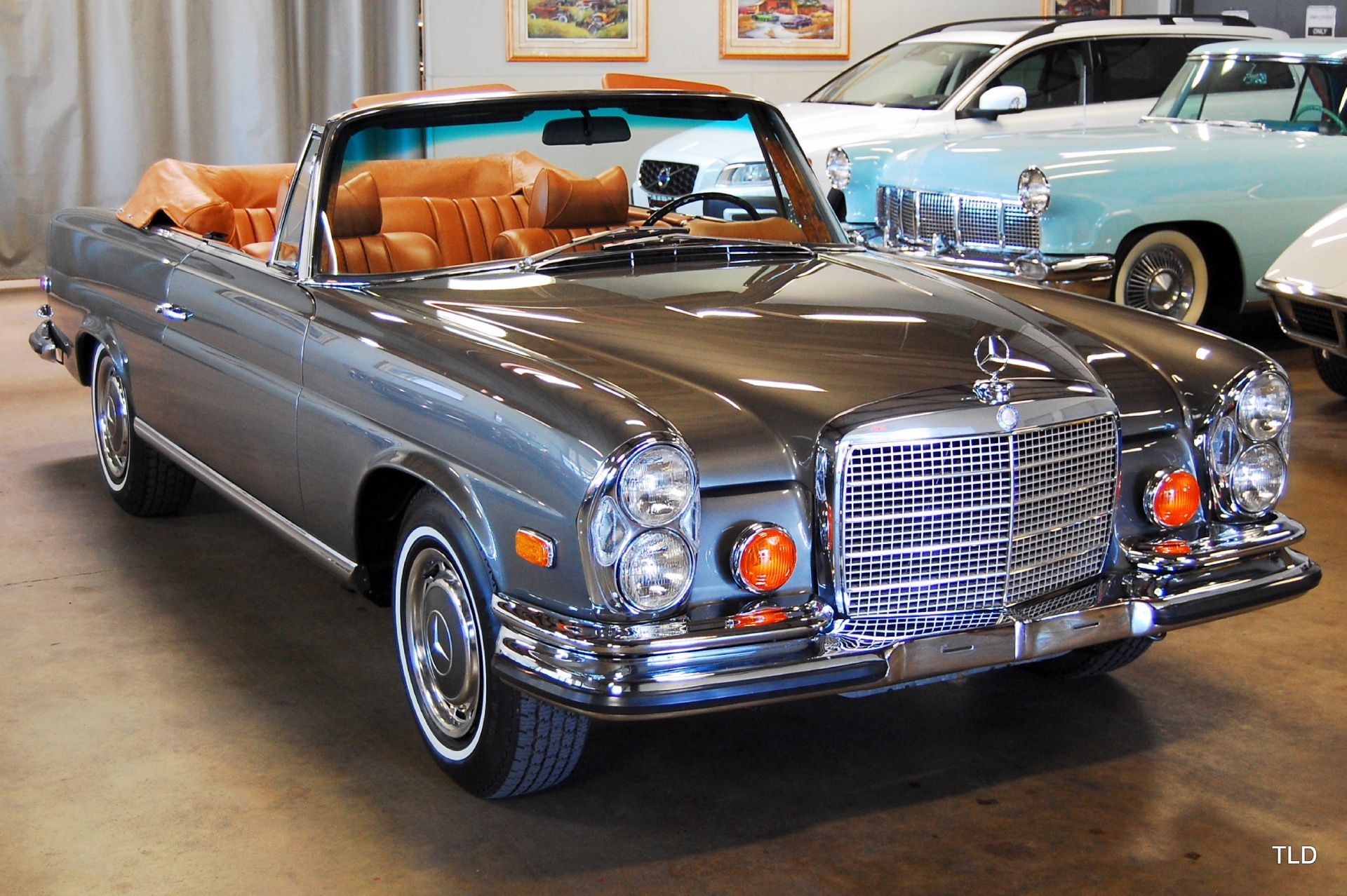 1970 mercedes benz 280se cabriolet. Black Bedroom Furniture Sets. Home Design Ideas