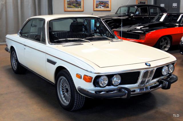 1972 BMW 3.0CS