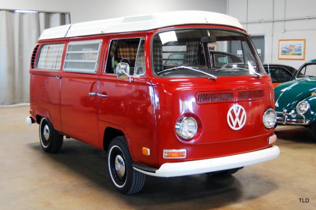 1971 Volkswagen Westfalia Campmobile