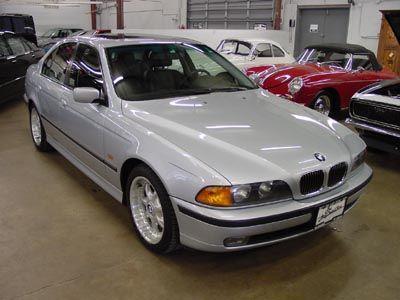 1998 Bmw 540i Sport