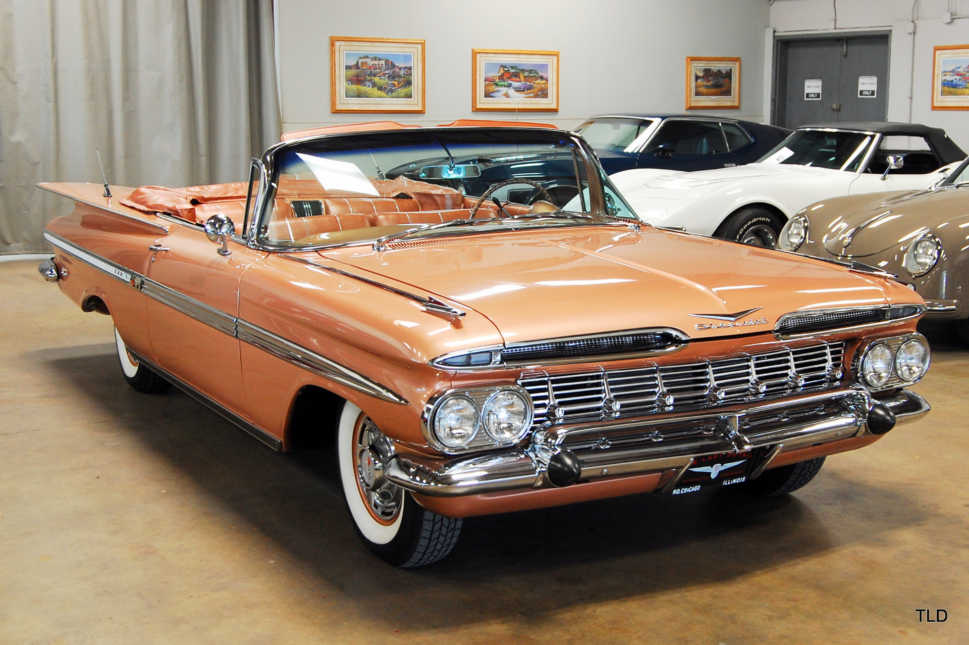 Chevy Coupe For Sale >> 1959 Chevrolet Impala
