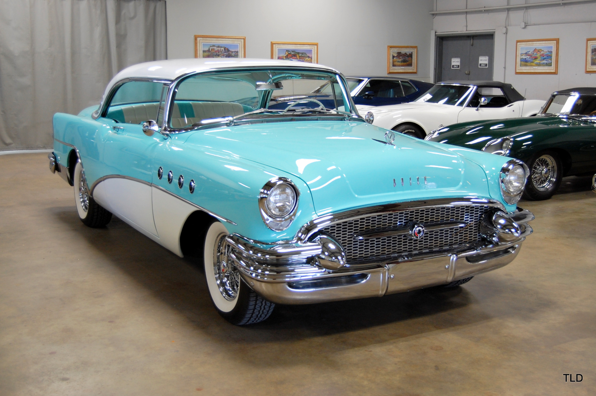 1955 buick roadmaster riviera. Cars Review. Best American Auto & Cars Review