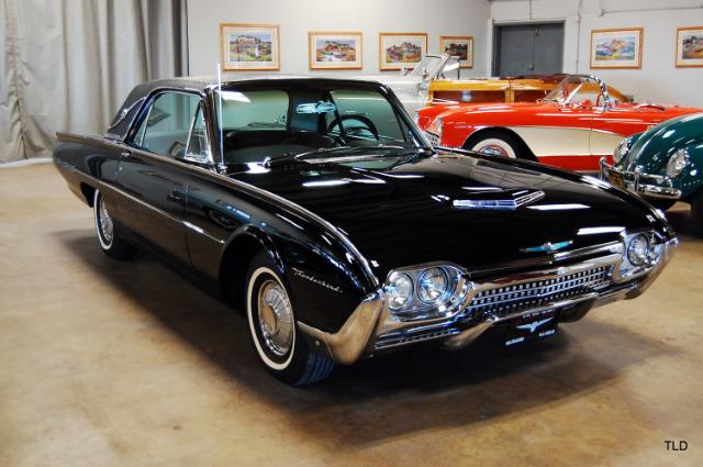 1962 Ford Thunderbird M-Code