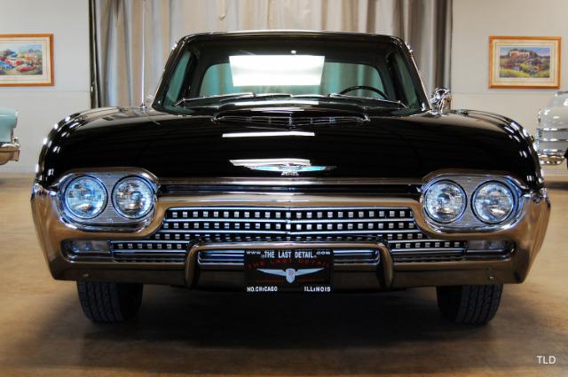 1962 Ford Thunderbird M-Code Landau