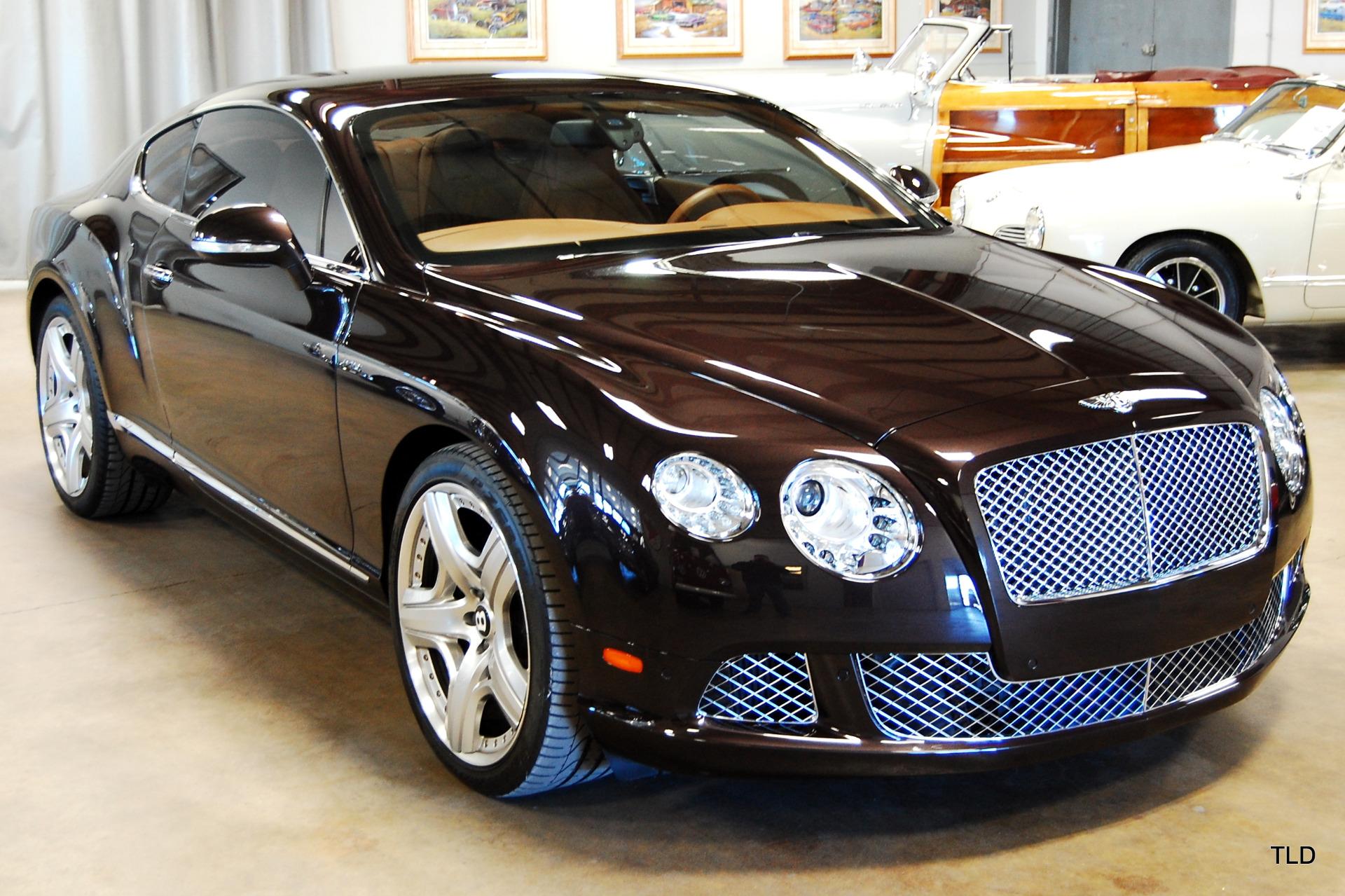 2013 Bentley Continental W12