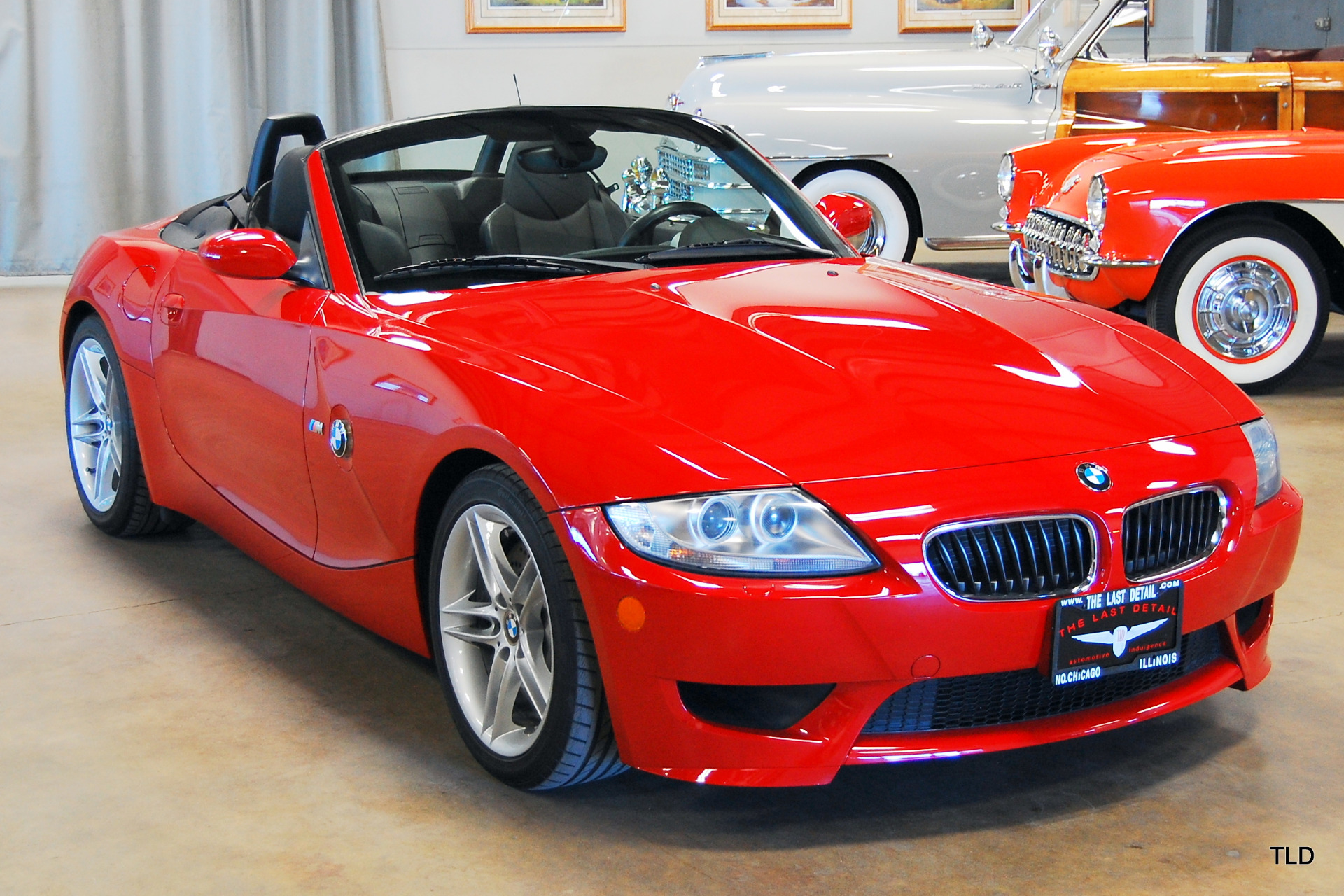 Bmw Used For Sale >> 2007 BMW Z4 M Roadster