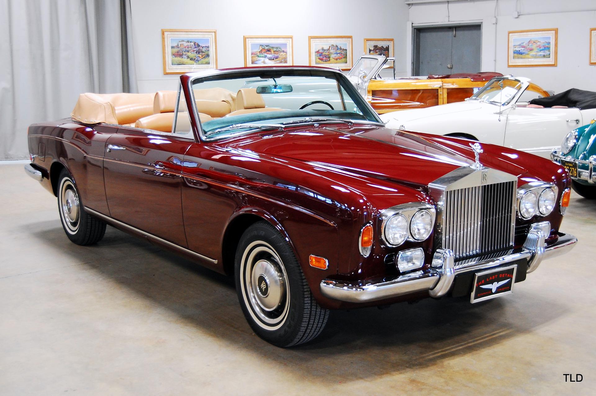Finance Auto Sales >> 1972 Rolls-Royce Corniche I