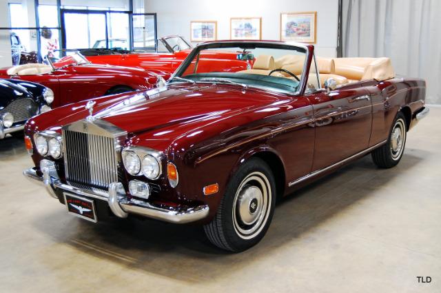 1972 Rolls Royce Corniche I