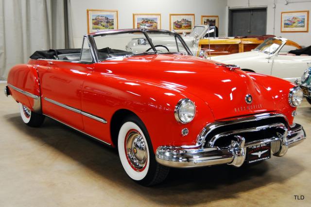 1948 Oldsmobile 98 Futuramic