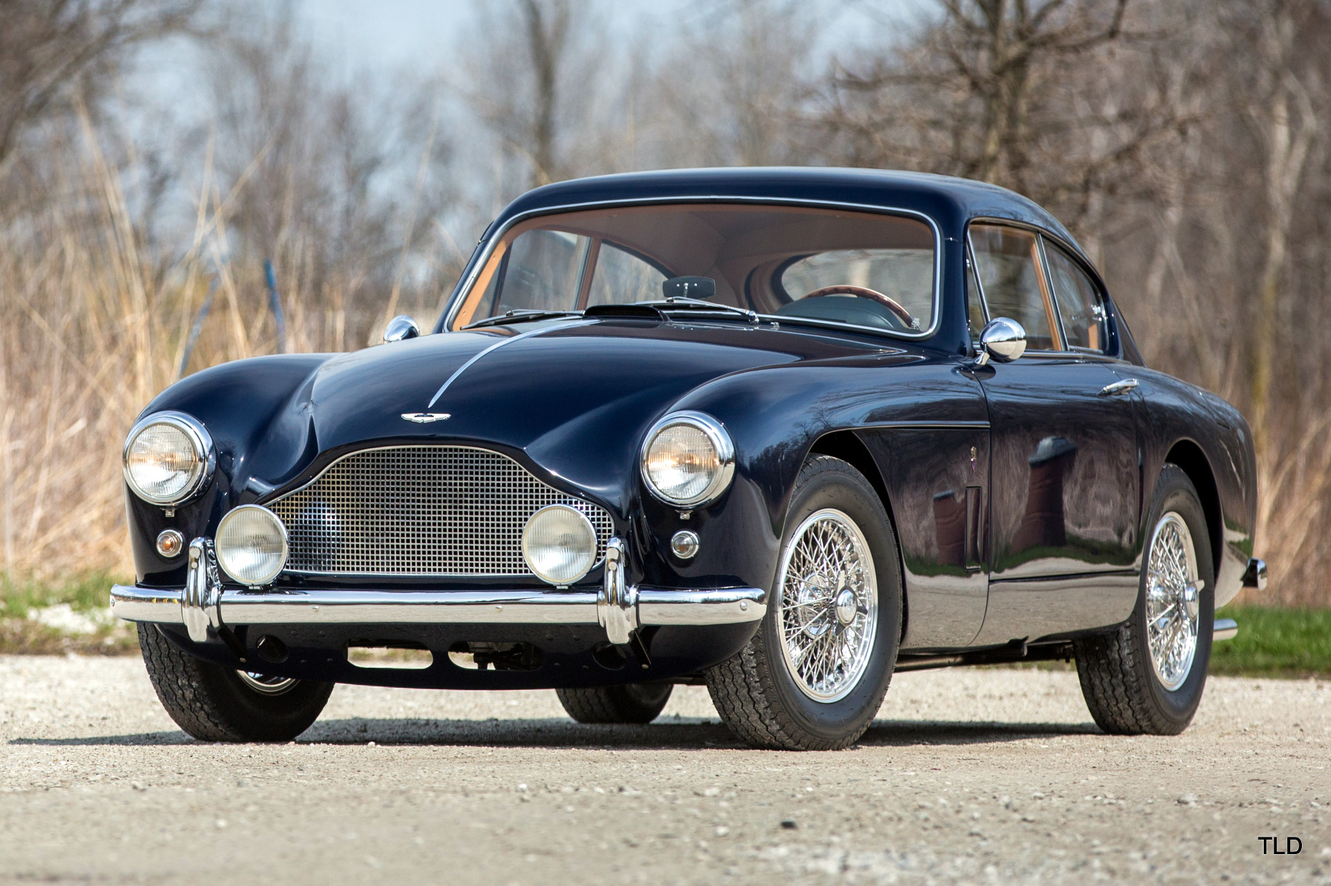 Aston Martin DB Mark III - Aston martin db2
