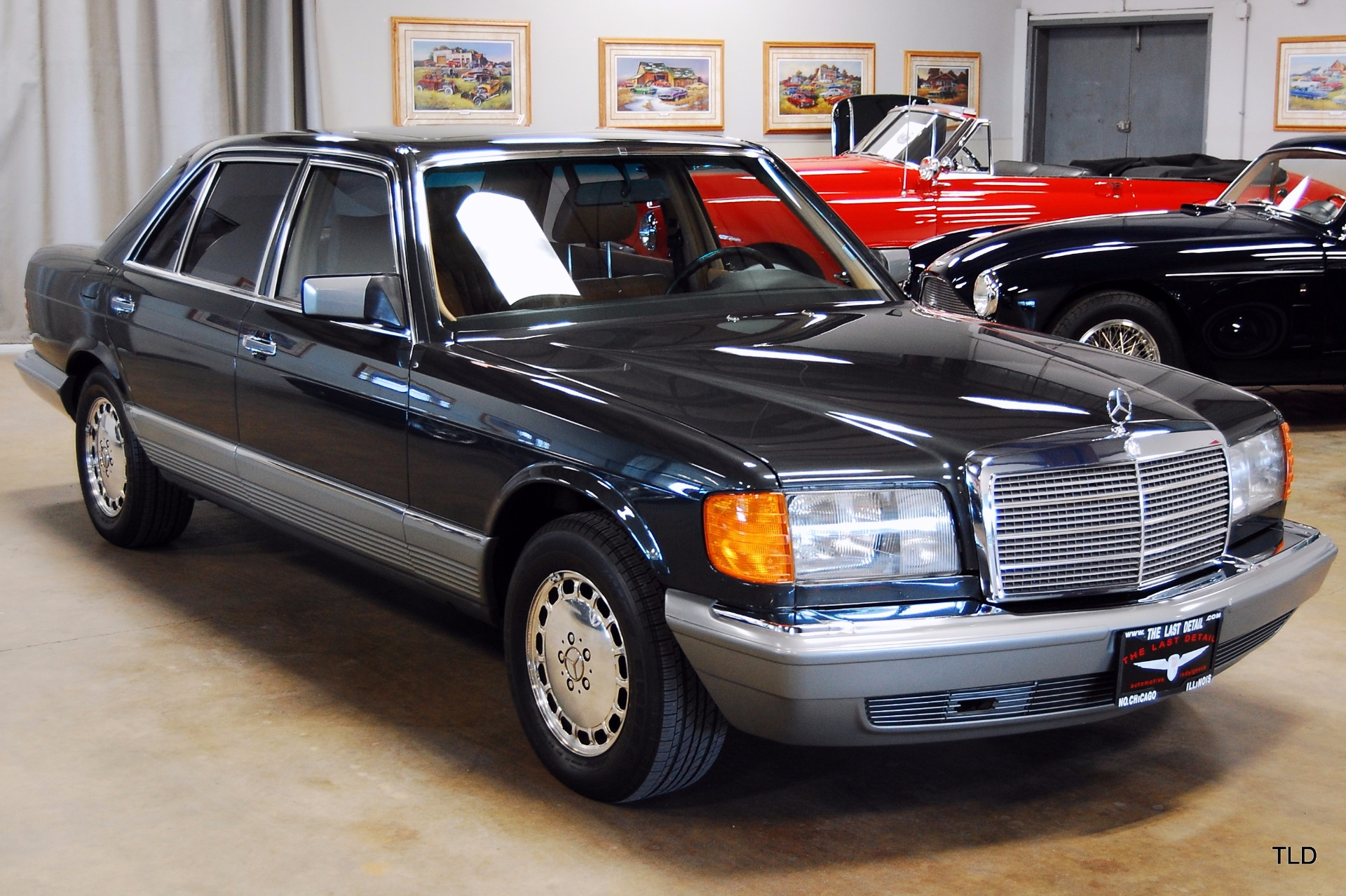 1985 mercedes benz 500 class 500 sel for 1985 mercedes benz 500sel