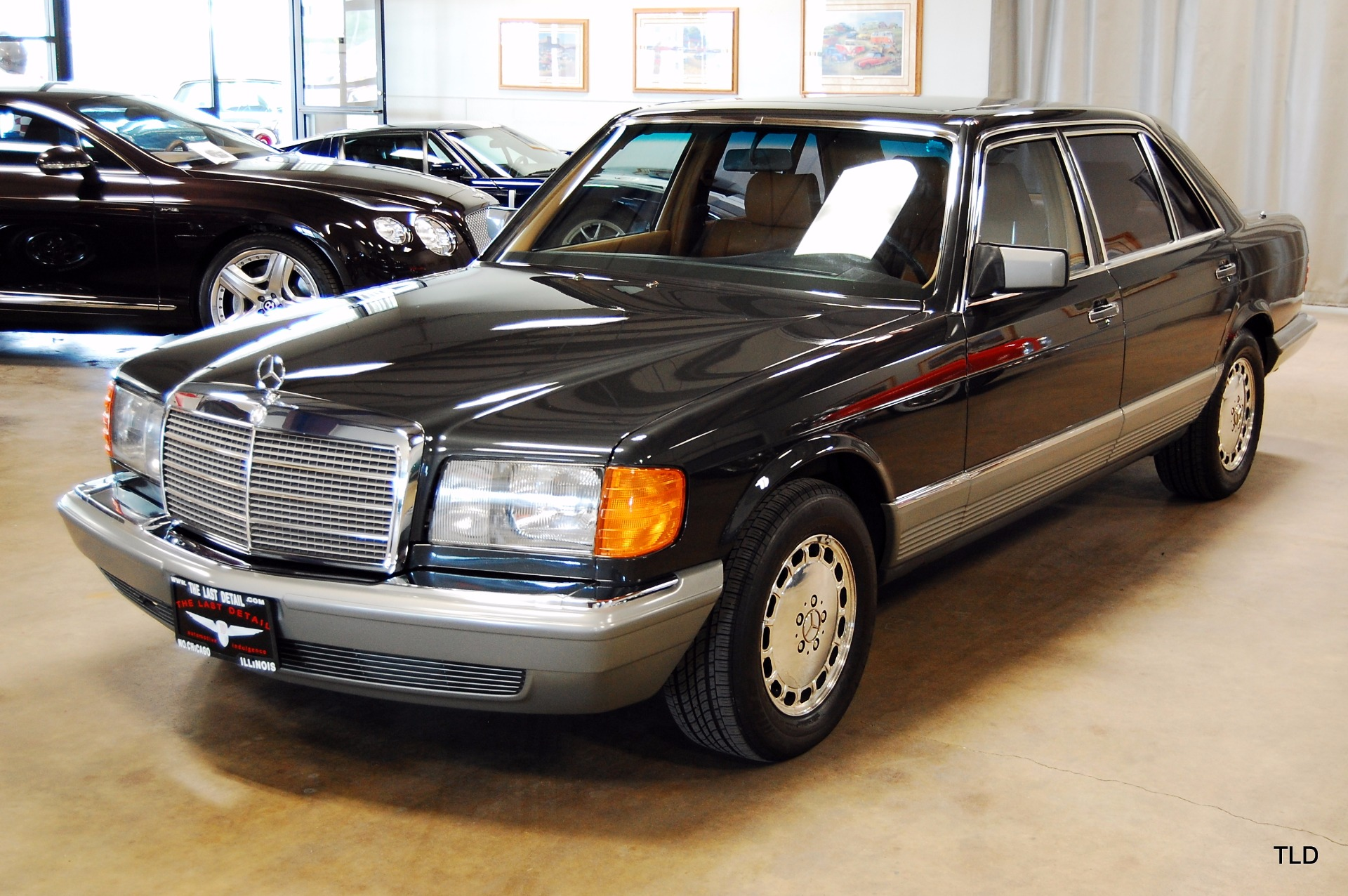 1985 mercedes benz 500 series 500 sel ebay