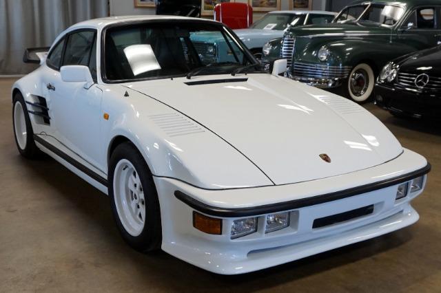 1982 Porsche 930 Factory Protoype Slantnose