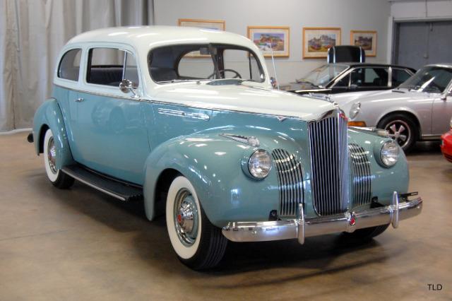 1941 Packard 110 2 Door Sedan