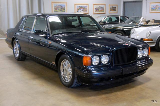 1996 Bentley Turbo R SE