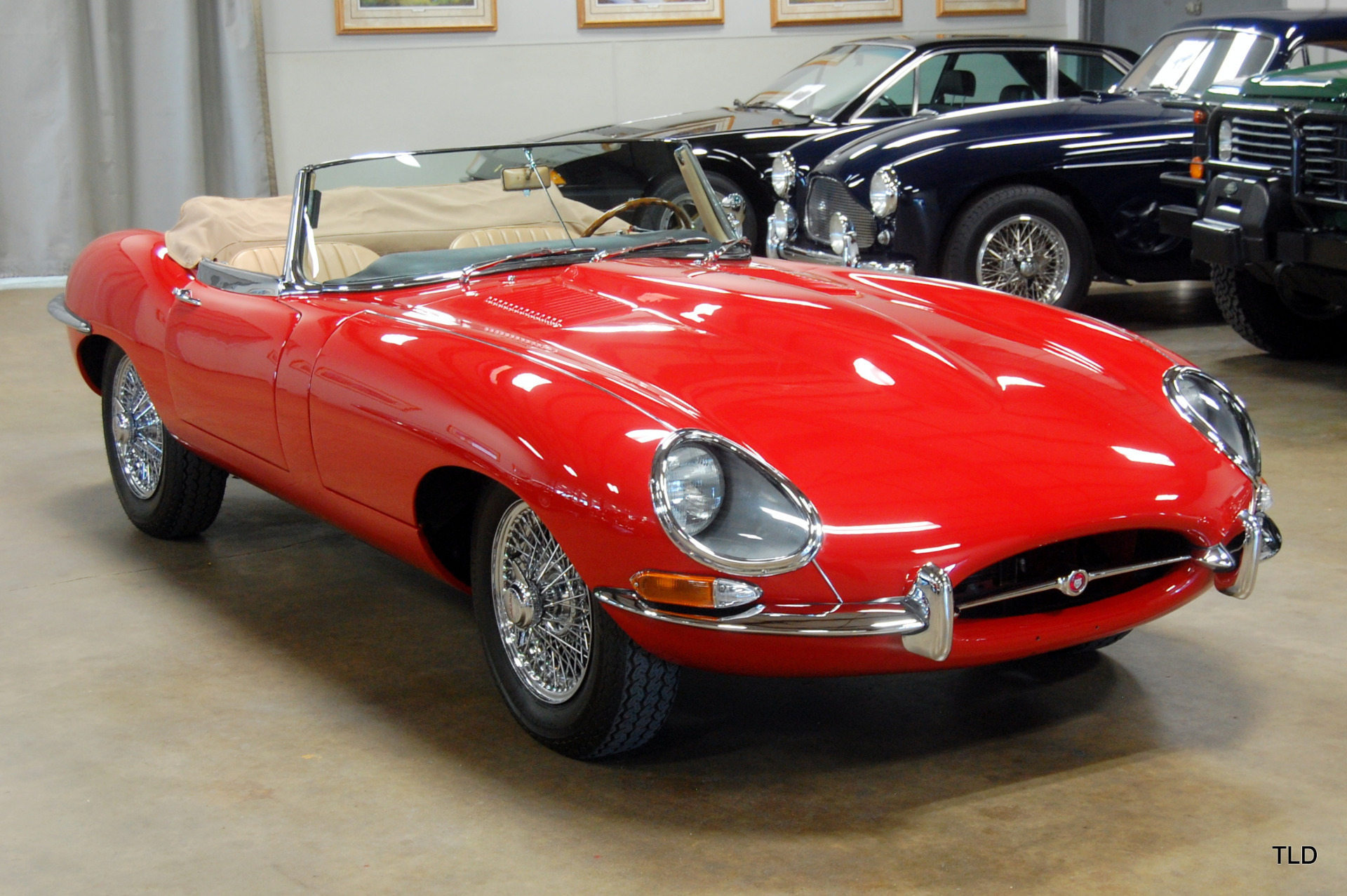 1965 jaguar e type roadster. Black Bedroom Furniture Sets. Home Design Ideas