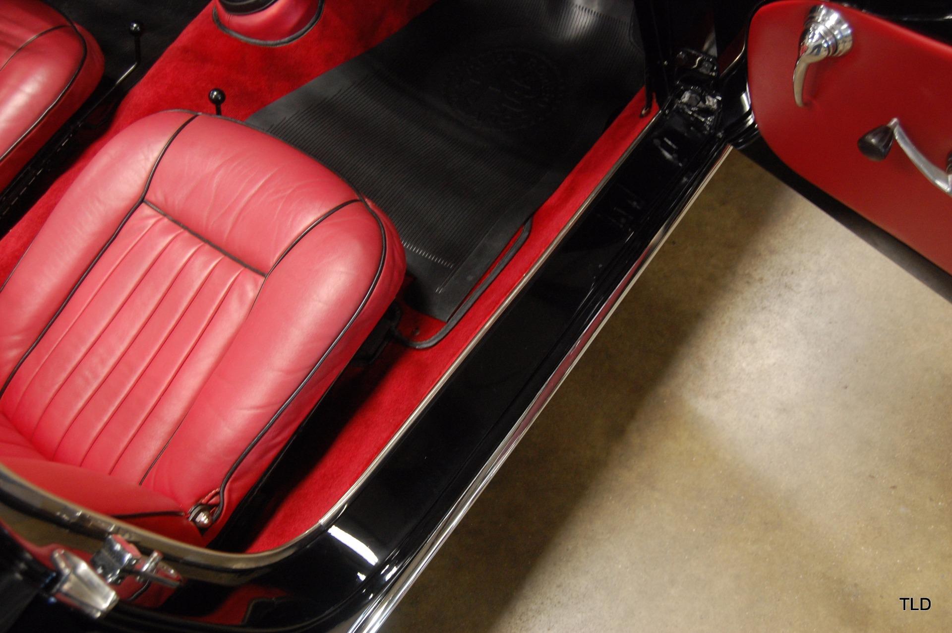 1959 Alfa Romeo Giulietta 750 Spider Veloce: 1959 Alfa Romeo Giulietta 750