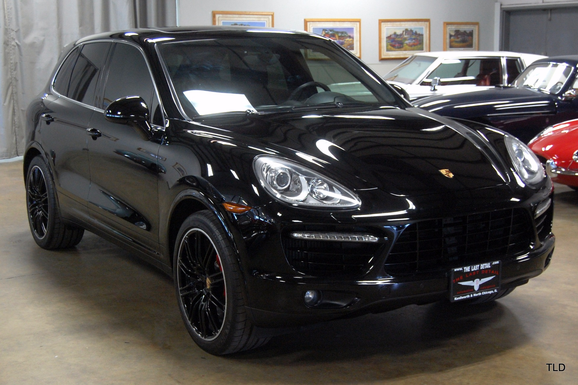 2014 porsche cayenne turbo s ebay. Black Bedroom Furniture Sets. Home Design Ideas
