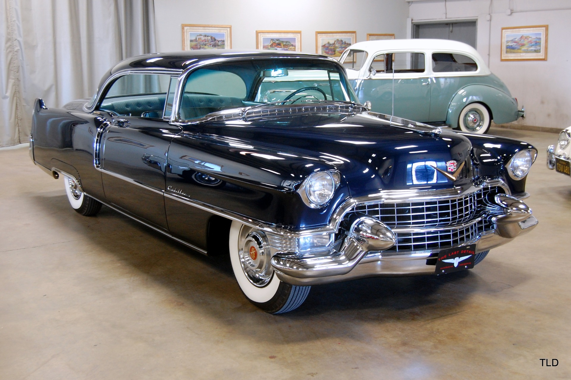 1955 cadillac coupe deville. Black Bedroom Furniture Sets. Home Design Ideas