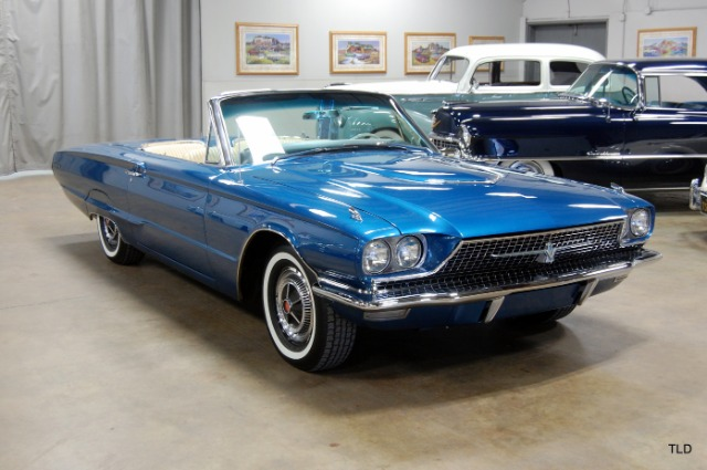 1966 Ford Thunderbird Q-Code Roadster